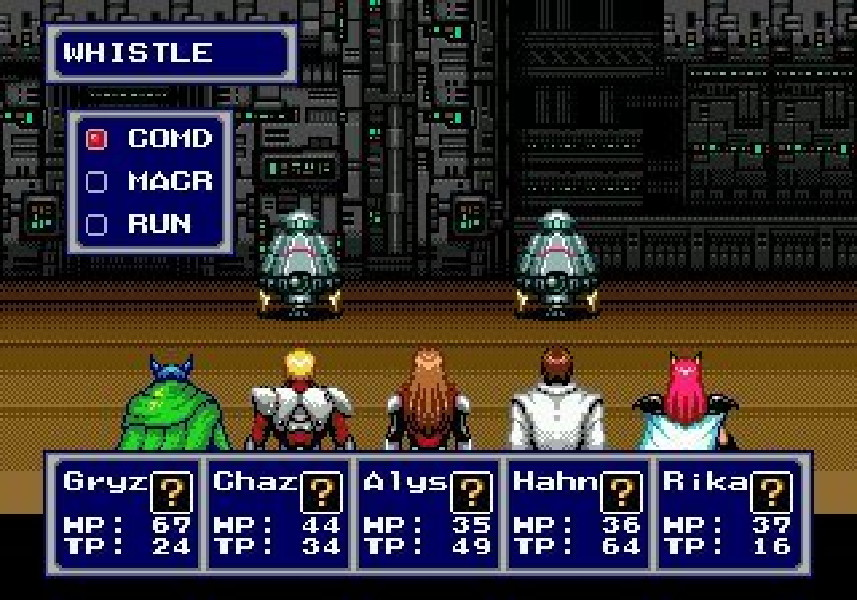 Phantasy Star IV 5