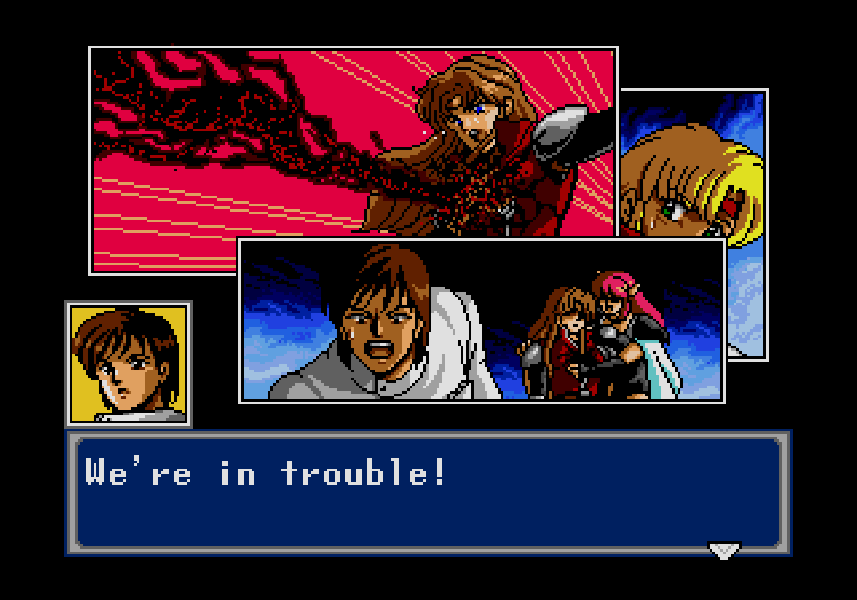 Phantasy Star IV 2