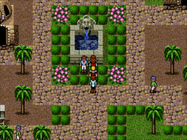 Phantasy Star IV 7