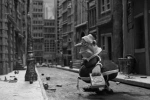 Max' grå New York ser man kun sjældent, men det er utroligt flot konstrueret.