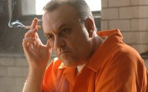 Johnny Sack: Sur og fængslet mafiaboss.