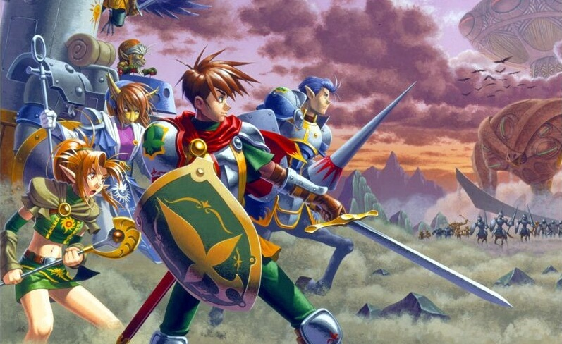 Shining Force III 7