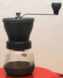 Den japanske kaffemølle