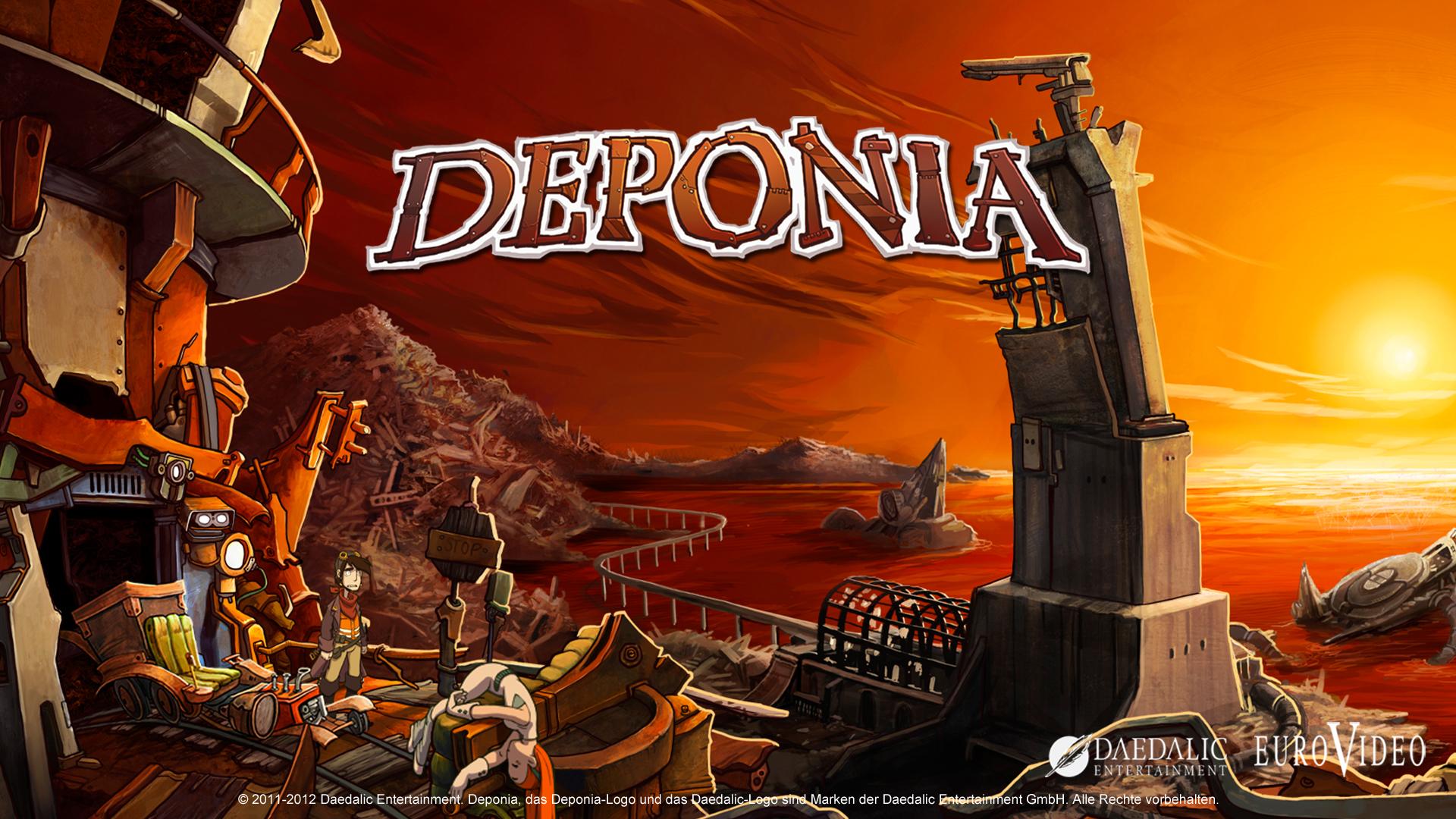 Deponia 2