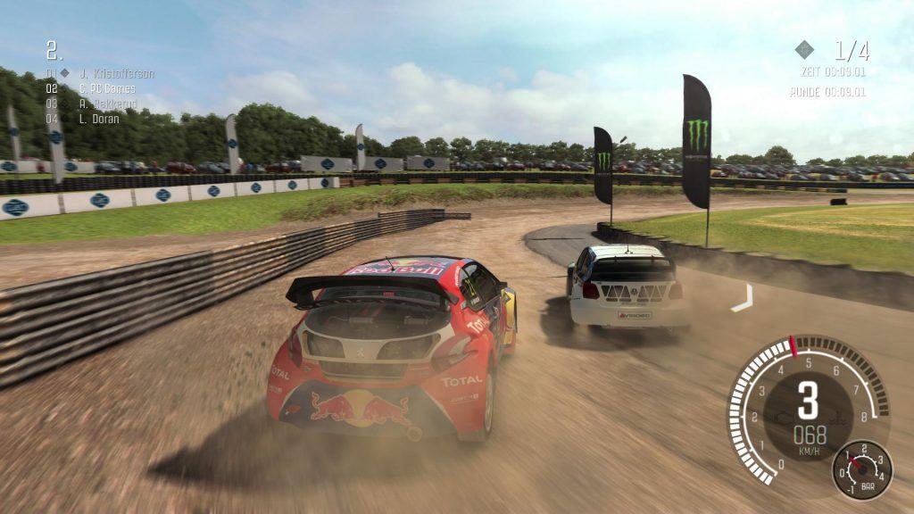 Dirt Rally 5