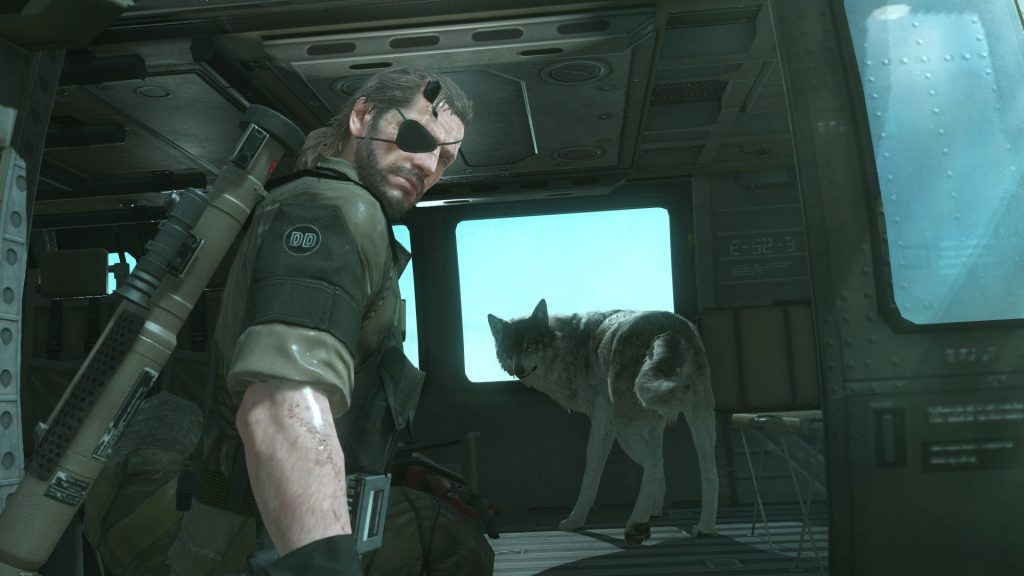 Metal Gear Solid V: Phantom Pain 2