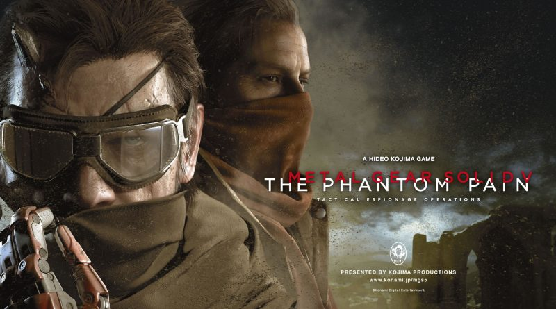 Metal Gear Solid V: Phantom Pain 8