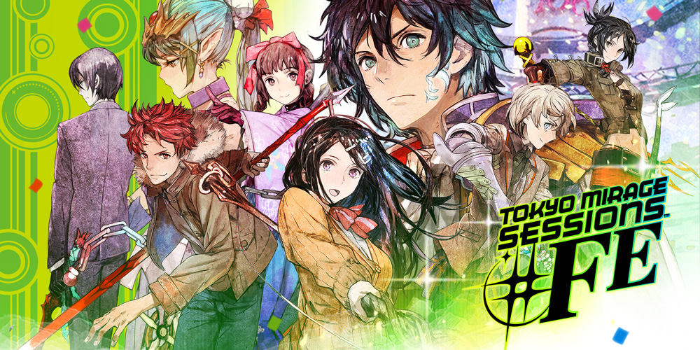Tokyo Mirage Sessions™ ♯FE 4