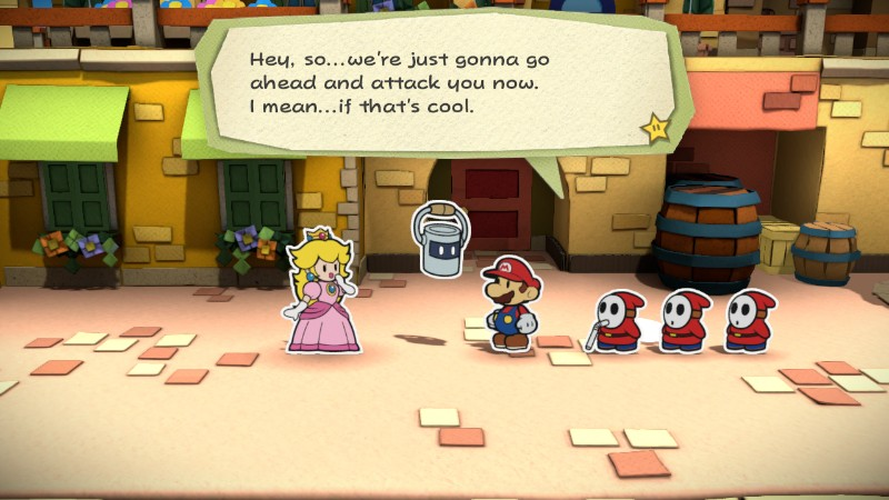 Paper Mario: Color Splash 1