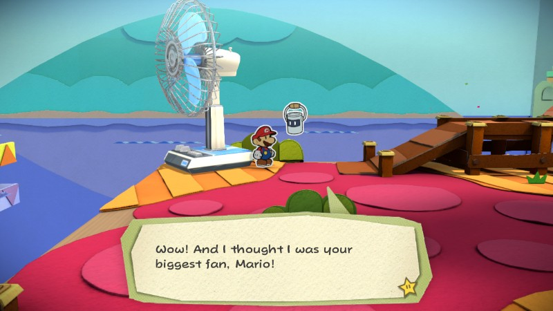 Paper Mario: Color Splash 3