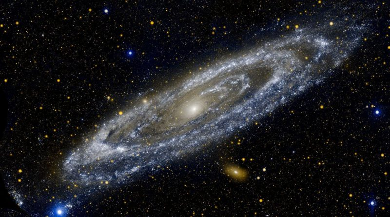 Anja C. Andersen: En lille bog om Universet. 5