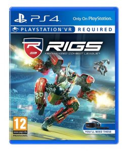 RIGS Mechanised Combat League