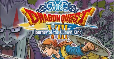 Dragon Quest VIII - Journey of the Cursed King 3