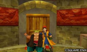 Dragon Quest VIII - Journey of the Cursed King 4