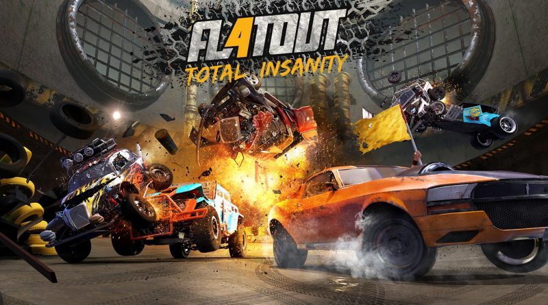 FlatOut 4: Total Insanity 2