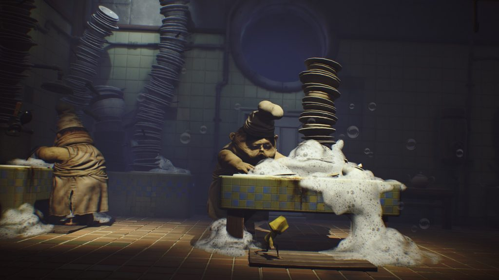 Little Nightmares 1