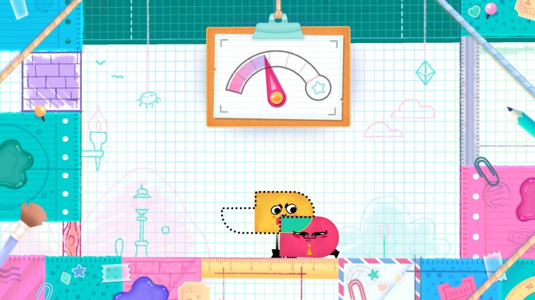 Snipperclips 1