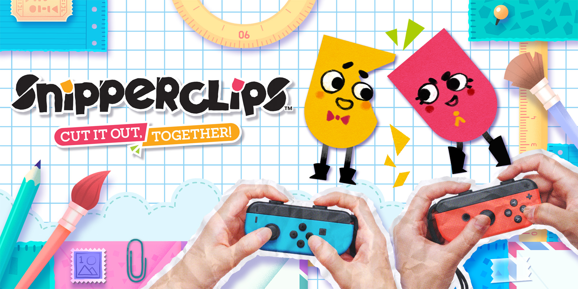 Snipperclips 2