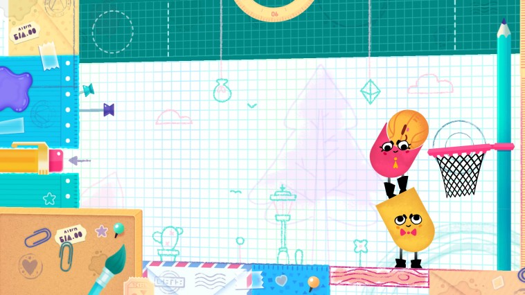 Snipperclips 3