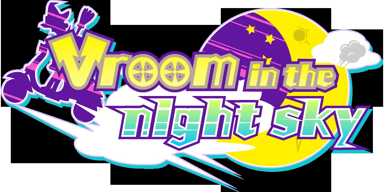Vroom in the Night Sky 13