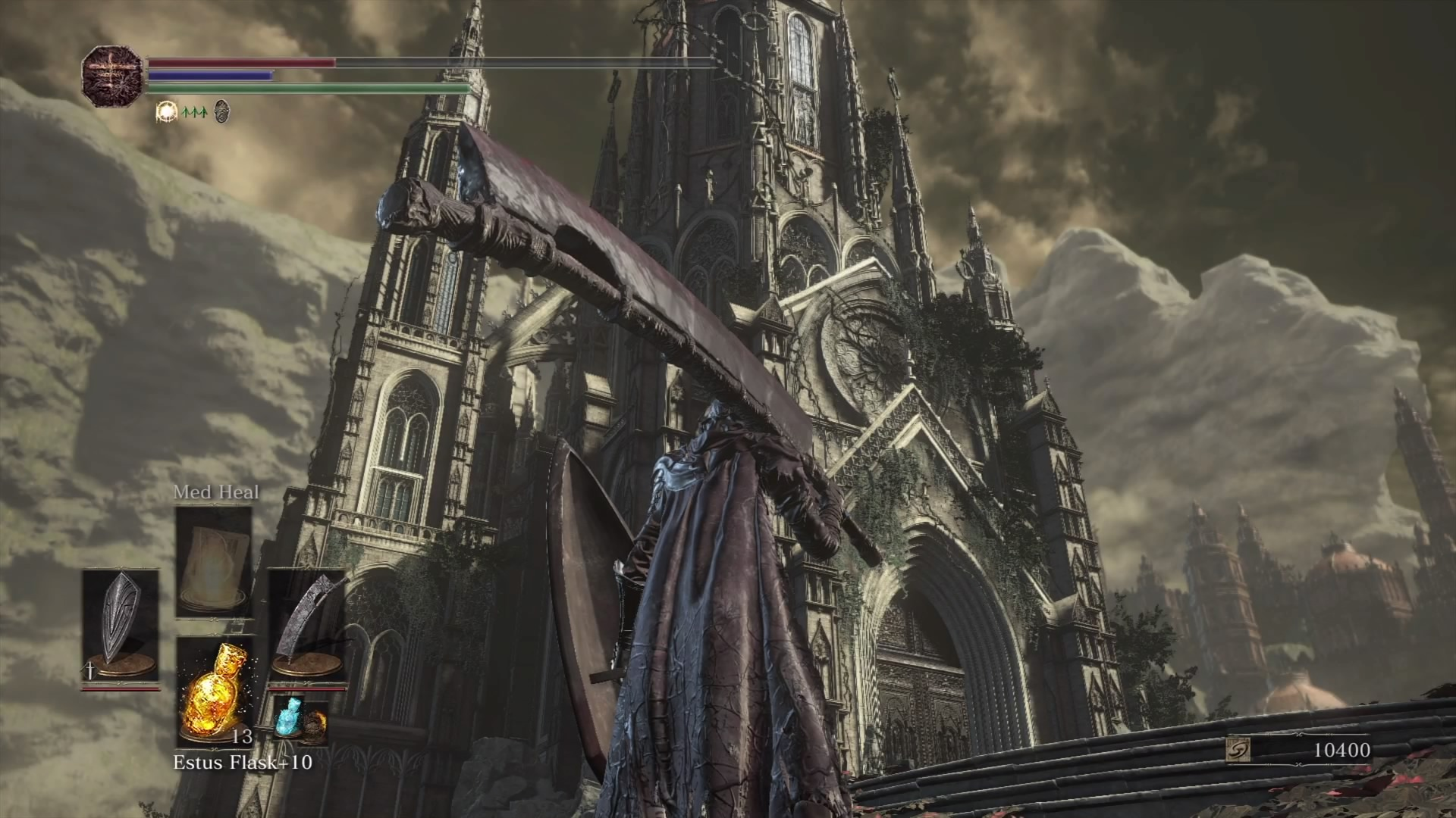 Dark Souls III: The Ringed City