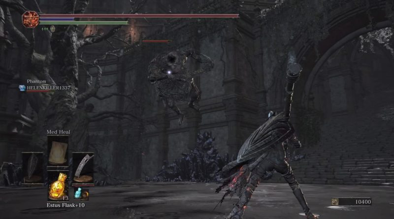 Dark Souls III: The Ringed City 13