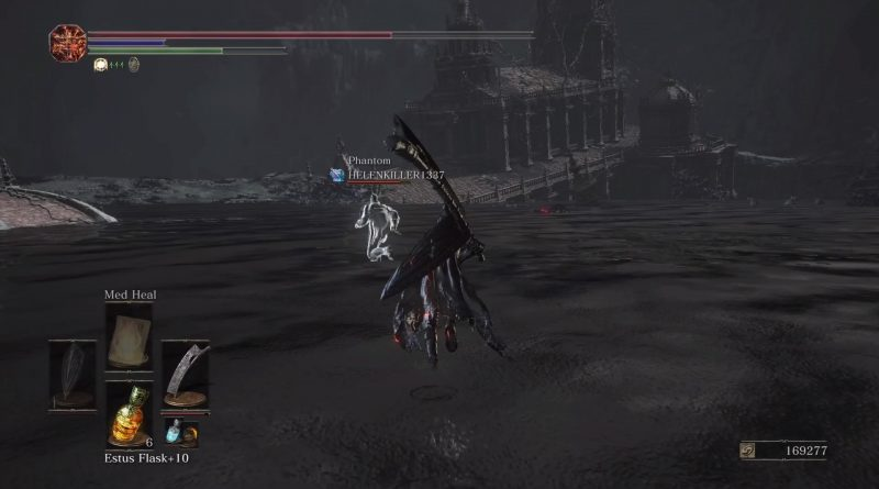 Dark Souls III: The Ringed City 1