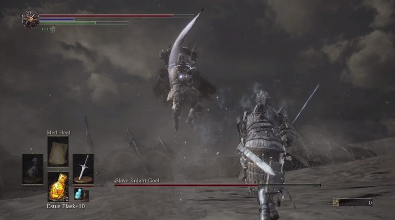 Dark Souls III: The Ringed City 7