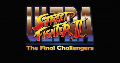 Ultra Street Fighter II: The Final Challengers 3