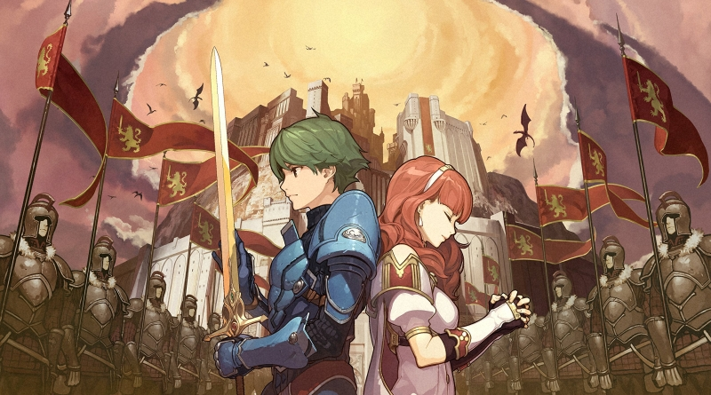 Fire Emblem Echoes: Shadows of Valentia 1