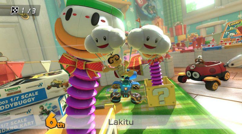 Mario Kart 8 Deluxe 3