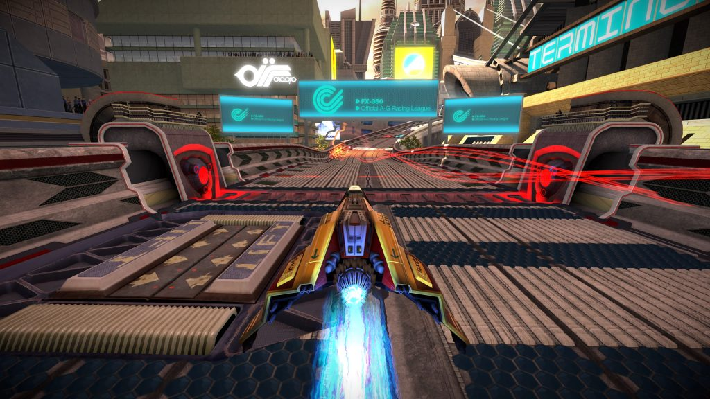 WipEout: Omega Collection 9