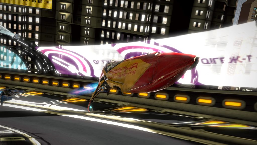 WipEout: Omega Collection 13