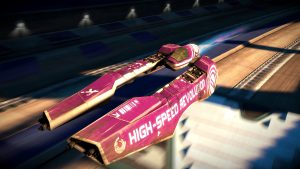 WipEout: Omega Collection 14