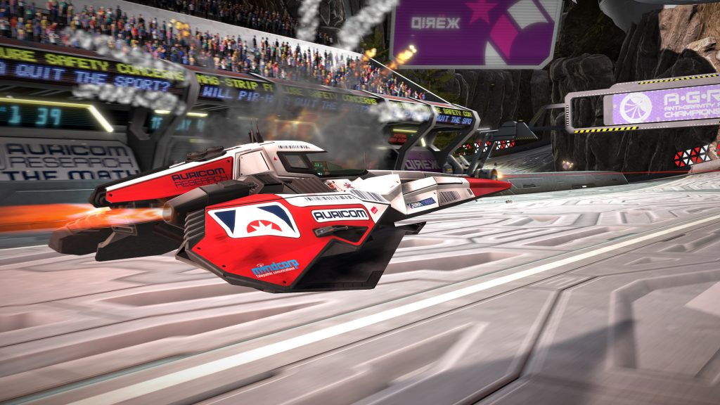 WipEout: Omega Collection 19