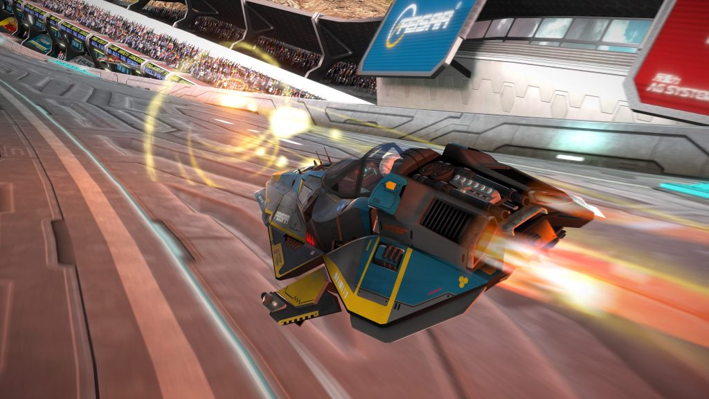WipEout: Omega Collection 20