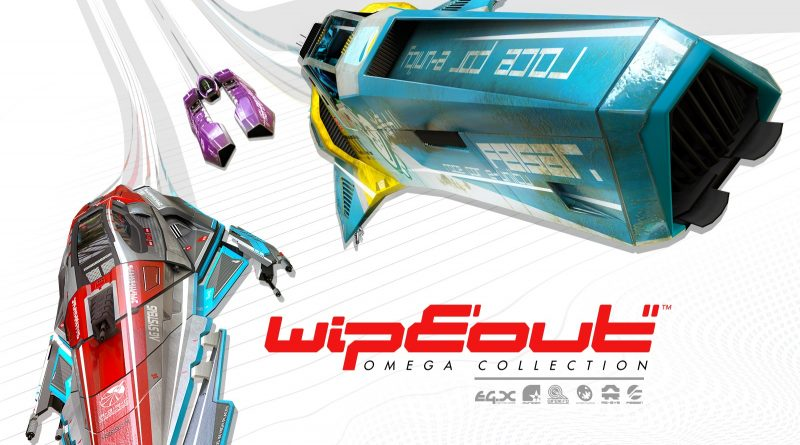 WipEout: Omega Collection 21