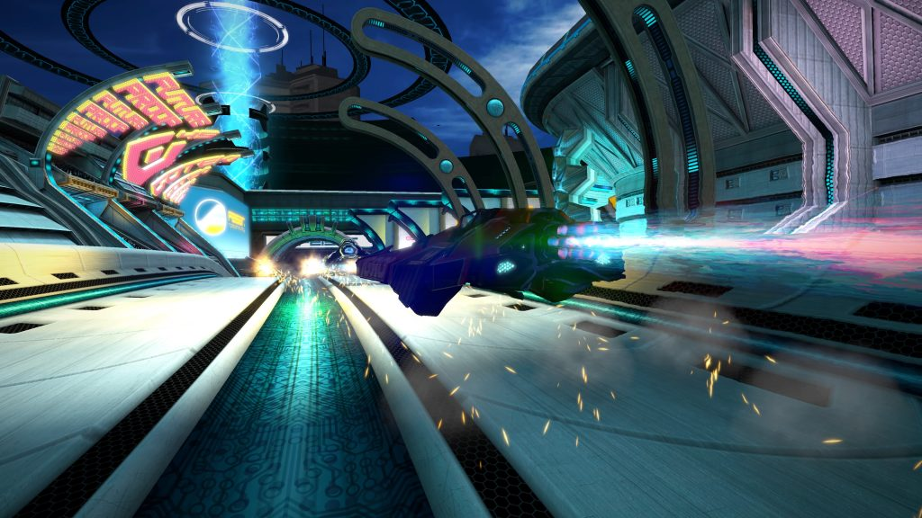 WipEout: Omega Collection 4