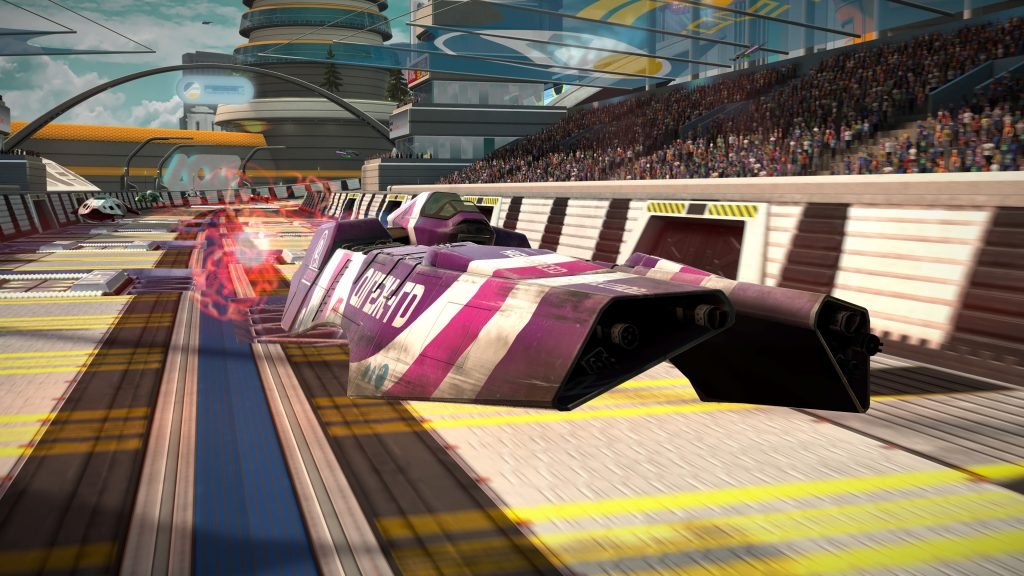 WipEout: Omega Collection 7