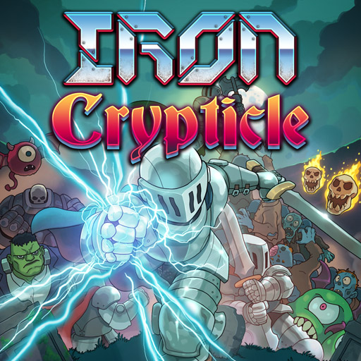 Iron Crypticle 12