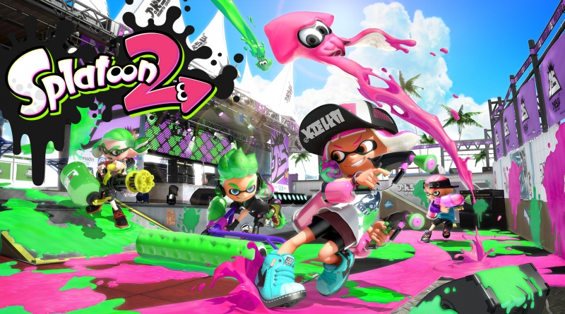 Splatoon 2 1