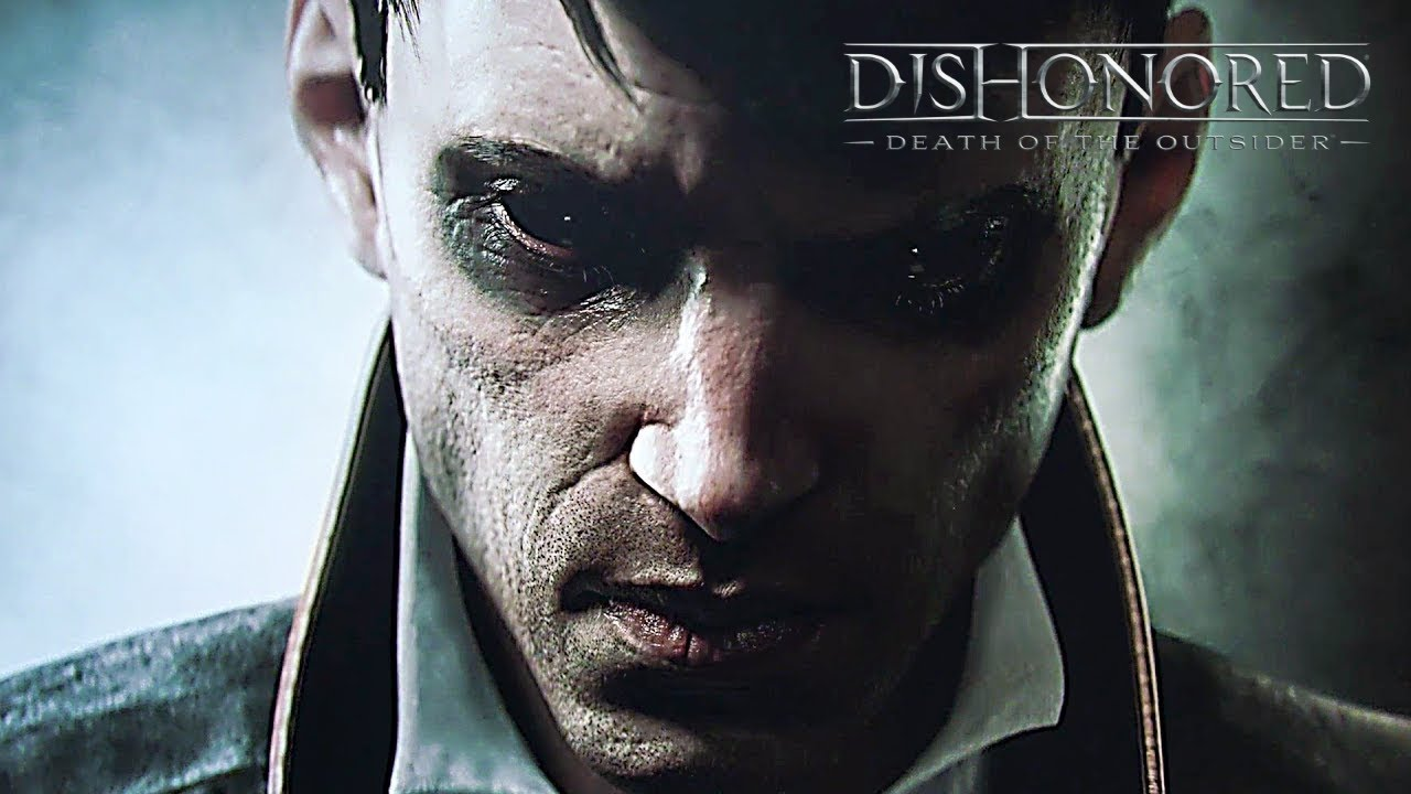 Dsihonored: Death of The Outsider 1