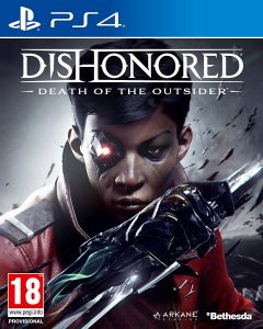 Dsihonored: Death of The Outsider
