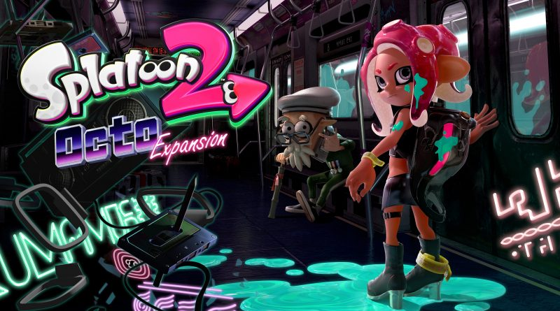 Splatoon 2: Octo Expansion cover